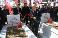 POLİS ÖZEL HAREKAT - Şehitler Mezarları Başında Anıldı