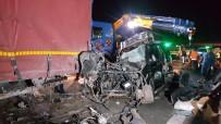 TEM'de Meydana Gelen Kazada Ölü Sayısı 6 Oldu