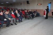 TKDK İl Müdürlüğü Girişimcileri Bilgilendirildi