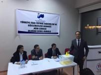 HAKEM KURULU - Türkiye Faal Futbol Hakemleri Ve Gözlemcileri Derneği Ağrı Şubesi Açıldı