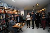 ÇITLEMBIK - Yazar Gökyıldız'a Çitlembik Kahvesi Sürprizi