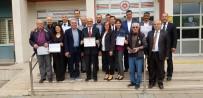 Yenipazar Belediye Başkanı Erden Mazbatasını Aldı