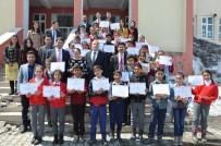 GÜLDEREN - Yüksekova'da 28 Öğrenciye 'Tüketici Ve Tüketim' Ödülü
