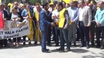 1 Mayıs Emek Ve Dayanışma Günü'nde İstiklal Marşı Krizi