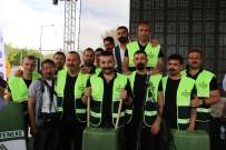 KADIN İŞÇİ - Ankara'da 1 Mayıs Kutlamaları Sona Erdi