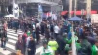 KEMER SIKMA - Arjantin'de Halk Sokaklara Döküldü Açıklaması 39 Gözaltı