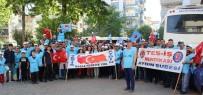 DAVUL ZURNA - Aydın'da İşçiler 1 Mayıs Kutlamaları
