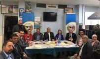 ÇİĞ KÖFTE - Başkan Bakkalcıoğlu Bozüyük Pazaryerililer Derneği Türkü Gecesi'ne Katıldı