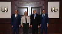 Başkanlardan Genelkurmay Başkanı Güler'e Ziyaret