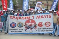 ÇAY BAHÇESİ - Bilecik'te 1 Mayıs Kutlamaları
