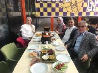 GENÇ FENERBAHÇELİLER - Bilecik'te Fenerbahçeliler Kahvaltıda Buluştu
