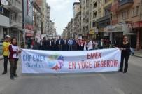 DAVUL ZURNA - CHP'den 1 Mayıs Kutlaması