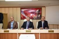 Çorum Belediyeler Çevre Birliği Meclis Toplantısı Yapıldı