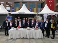 İKIZ KULELER - Gaziantep'in Tescilli Ürünleri Ankara'da Sergilendi
