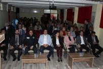 Hamur'da Şiir Dinletisi Büyük Beğeni Topladı