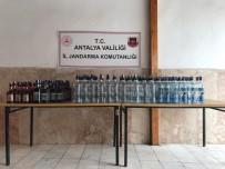 Kaçak İçkiye 18 Bin TL Ceza