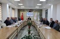 Kars'ta 'İl İstihdam Kurulu' Toplantısı Yapıldı