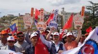 HASAN BALTACı - Kastamonu'da 1 Mayıs İşçi Bayramı Törenle Kutlandı