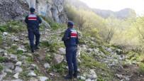 Konya'da Ormanlık Alanda Çıplak Erkek Cesedi Bulundu