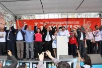 DAVUL ZURNA - Malatya'da 1 Mayıs Kutlamaları