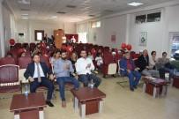 ANAYASA - Mersin'de Çocuklara 'Çocuk Hakları' Eğitimi Verildi