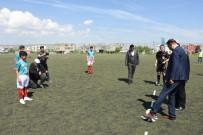 Nusaybin'de 'Umut' Turnuvası Sona Erdi