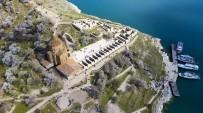 AKDAMAR KILISESI - (Özel) Akdamar Adası'nda Görsel Şölen