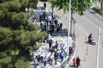 DAVUL ZURNA - Şanlıurfa'daki 1 Mayıs Kutlamaları Erken Bitti