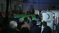 Şanlıurfa'daki Kazada Ölenlerin Cenazeleri Memleketlerine Getirildi