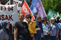 Uşak'ta 1 Mayıs Emek Ve Dayanışma Günü Kutlaması