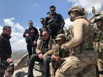 SİİRT VALİSİ - Vali Atik, Operasyon Bölgesine Giderek Bakan Soylu'yu Bilgilendirdi