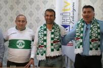 DAVUL ZURNA - Yerel Yayın Yapan Kanalın Spor Programına Amigo Davullu Zurnalı Baskın Düzenledi