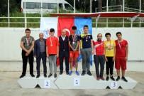 ÇUKUROVA ÜNIVERSITESI - Adana'da Okullararası Kürek Yarışları Yapıldı