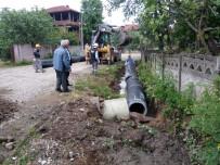 Alt Yapı Çalışmaları Küçücek Mahallesinde Hız Kazandı