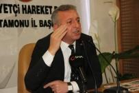 Aydın, Ulusal Basında Hakkında Çıkan 'Mekan Bastı' Haberlerine Tepki Gösterdi