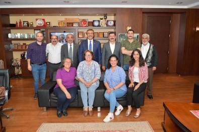 Başkan Çetin Açıklaması 'Başarıyı Örgütümüzle Yakaladık'