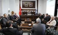 Başkan Güder Şehit Aileleri Ve Gazilerle Bir Araya Geldi
