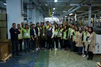 Bayburt Üniversitesi Öğrencilerinden Teknik Gezi