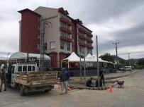 ÖĞRETMENEVI - Beyşehir'de Öğretmenevi Kavşağına Sinyalizasyon Sistemi Kuruluyor