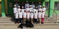 Biga'da Öğrenciler Topladıkları Atık Pilleri Belediyeye Teslim Etti