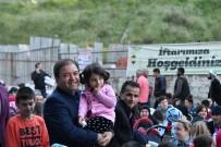 MALTEPE BELEDİYESİ - Binlerce Maltepeli 'Sevgi Sofraları'Nda Buluştu
