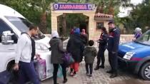 Çanakkale'de 36 Düzensiz Göçmen Yakalandı