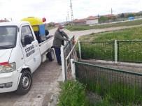 Çiçekdağı Belediyesi, Haşere İlaçlama Çalışmalarına Başladı