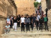 ARTUKLU ÜNIVERSITESI - Cizre'de Lise Öğrencilerine Yönelik Meslek Tanıtımı Gezisi Düzenlendi