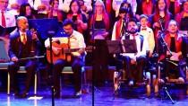 'Engelsiz Yaşam Korosu' Konser Verdi