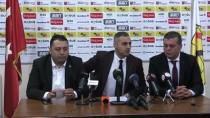 Eskişehirspor Kulübü Başkanı Ay'dan Taraftara Sitem