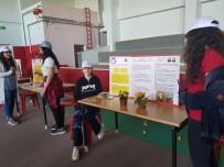 Fatih Fen Lisesinde TÜBİTAK Bilim Fuarları Kapsamında Bilim Şenliği Düzenlendi