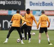 YUTO NAGATOMO - Galatasaray, Rizespor Maçının Hazırlıklarını Tamamladı