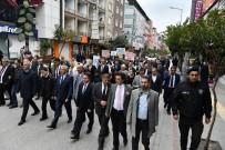 Isparta'da Engelliler Haftası Etkinlikleri