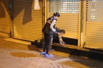 OLAY YERİ İNCELEME - İzmir'de Kuyumcu Soygunu